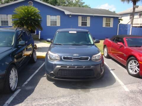 2015 Kia Soul for sale at Mikano Auto Sales in Orlando FL