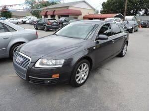 2005 Audi A6 for sale at Cj king of car loans/JJ's Best Auto Sales in Troy MI