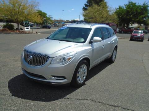 2015 Buick Enclave for sale at Team D Auto Sales in Saint George UT