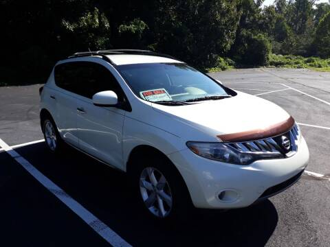 2010 Nissan Murano for sale at JCW AUTO BROKERS in Douglasville GA