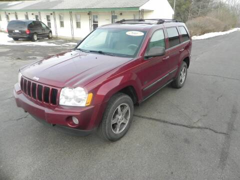 2007 Jeep Grand Cherokee for sale at Thompson Car Company in Bad Axe MI