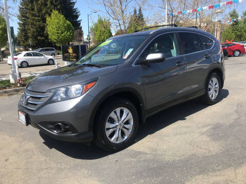 2014 Honda CR-V for sale at Autos Wholesale in Hayward CA