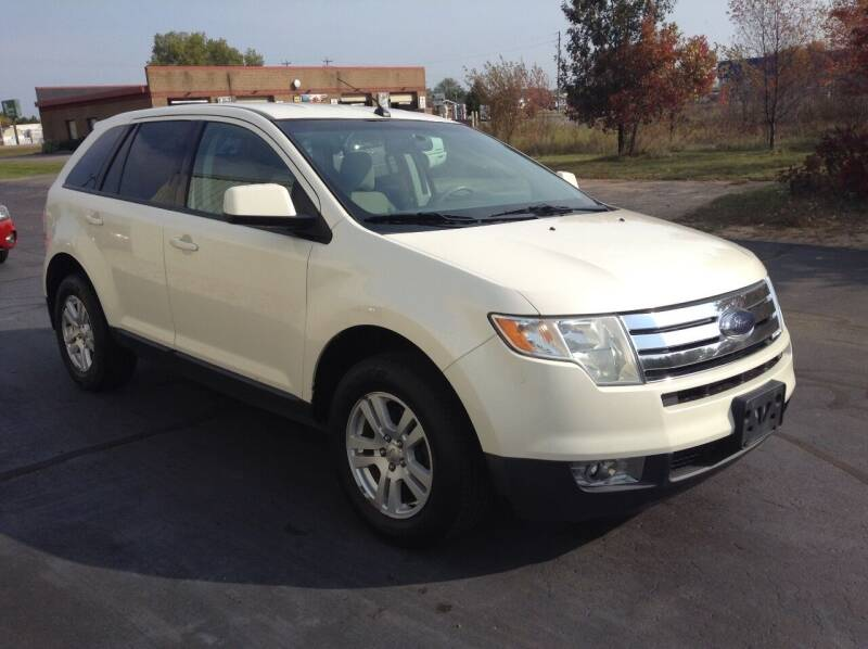 2008 Ford Edge for sale at Bruns & Sons Auto in Plover WI