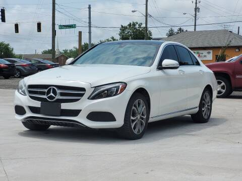 2015 Mercedes-Benz C-Class for sale at PRIME AUTO SALES in Indianapolis IN