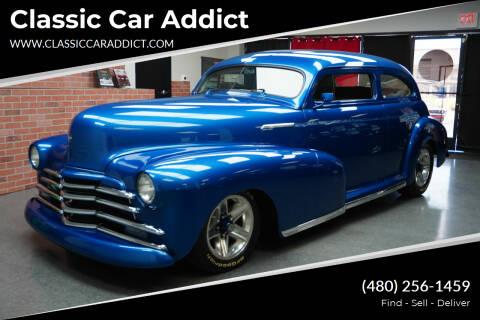 1948 Chevrolet Fleetline for sale at Classic Car Addict in Mesa AZ