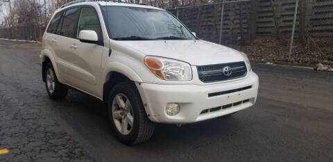 2005 Toyota RAV4 for sale at U.S. Auto Group in Chicago IL