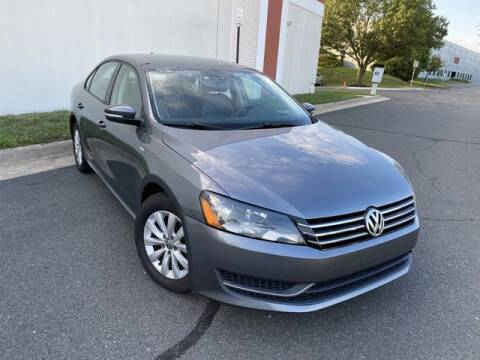 2013 Volkswagen Passat for sale at SEIZED LUXURY VEHICLES LLC in Sterling VA