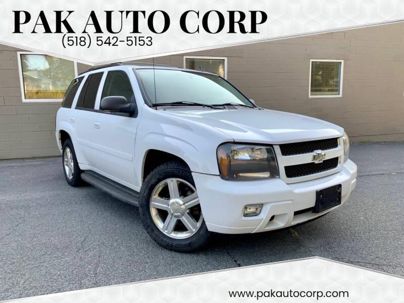 2008 Chevrolet TrailBlazer for sale at Pak Auto Corp in Schenectady NY
