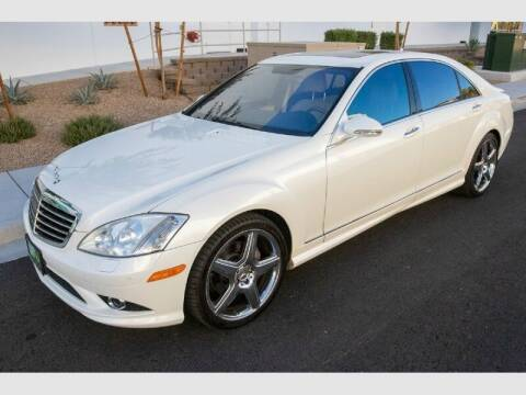 2009 Mercedes-Benz S-Class for sale at REVEURO in Las Vegas NV