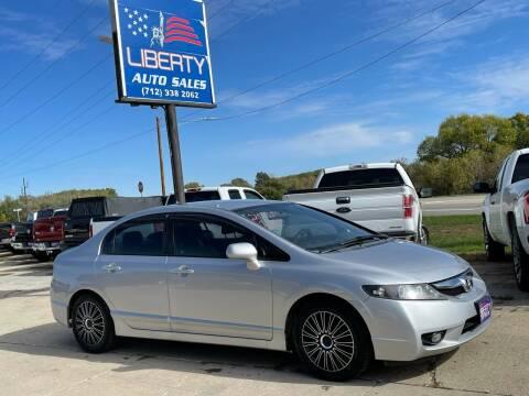 2010 Honda Civic for sale at Liberty Auto Sales in Merrill IA