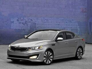 2011 Kia Optima for sale at Mann Chrysler Dodge Jeep of Richmond in Richmond KY