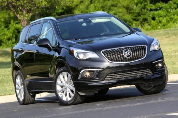 2016 Buick Envision for sale at MGM Motors LLC in De Soto KS