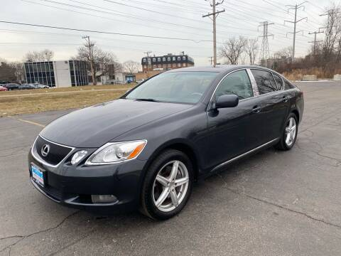 2007 Lexus GS 350 for sale at Siglers Auto Center in Skokie IL