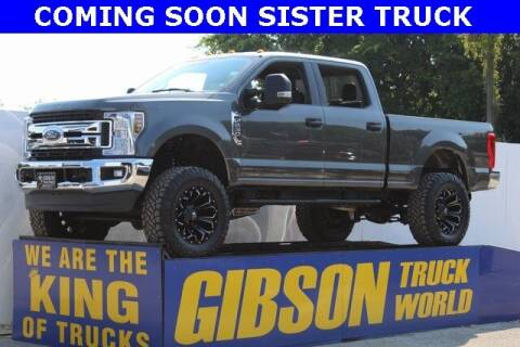 2018 Ford F-250 Super Duty for sale at Gibson Truck World in Sanford FL