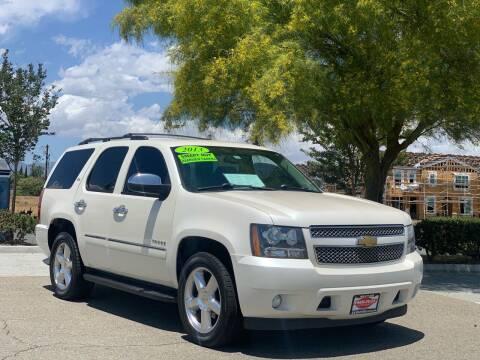 2013 Chevrolet Tahoe for sale at Esquivel Auto Depot in Rialto CA