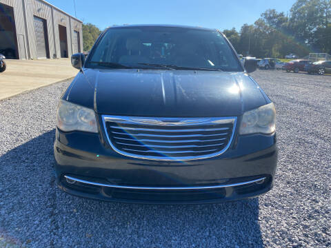 2013 Chrysler Town and Country for sale at Alpha Automotive in Odenville AL