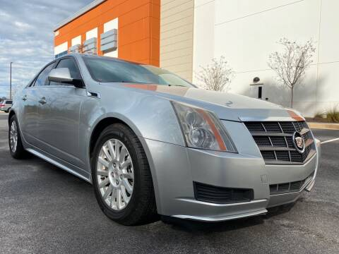 2011 Cadillac CTS for sale at ELAN AUTOMOTIVE GROUP in Buford GA