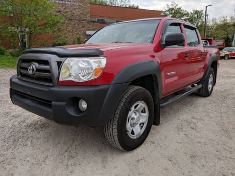 2009 Toyota Tacoma for sale at DILLON LAKE MOTORS LLC in Zanesville OH