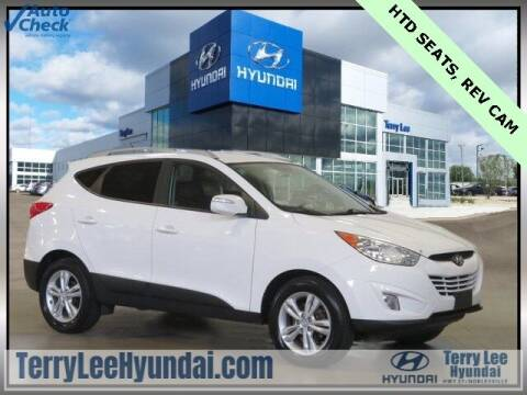 2013 Hyundai Tucson for sale at Terry Lee Hyundai in Noblesville IN