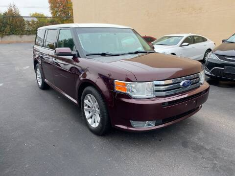 2011 Ford Flex for sale at My Town Auto Sales in Madison Heights MI