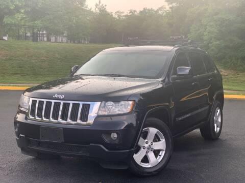 2011 Jeep Grand Cherokee for sale at Diamond Automobile Exchange in Woodbridge VA