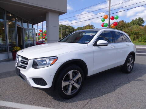 2016 Mercedes-Benz GLC for sale at KING RICHARDS AUTO CENTER in East Providence RI