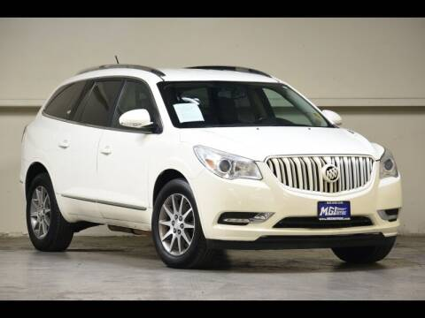 2015 Buick Enclave for sale at MGI Motors in Sacramento CA