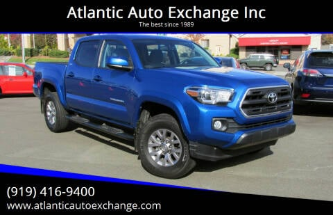 2016 Toyota Tacoma for sale at Atlantic Auto Exchange Inc in Durham NC