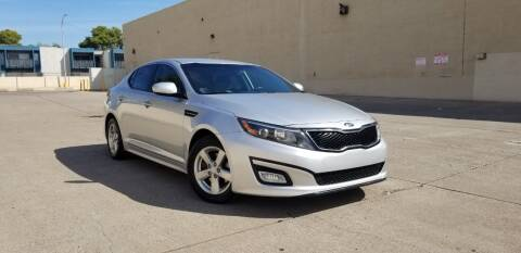 2014 Kia Optima for sale at EXPRESS AUTO GROUP in Phoenix AZ