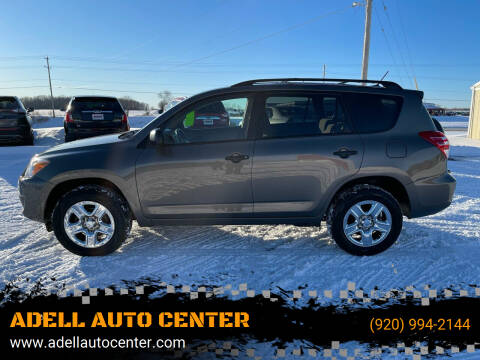2009 Toyota RAV4 for sale at ADELL AUTO CENTER in Waldo WI