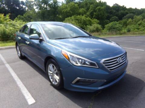 2015 Hyundai Sonata for sale at J & D Auto Sales in Dalton GA