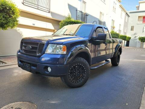 2007 Ford F-150 for sale at Bay Auto Exchange in San Jose CA