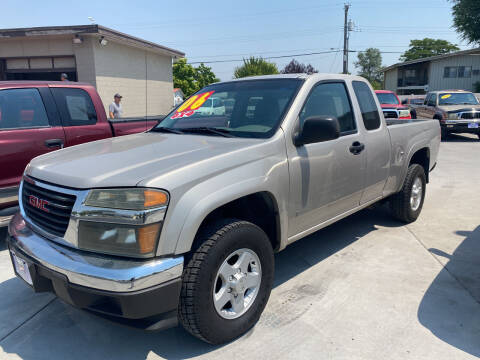 2006 GMC Canyon for sale at Allstate Auto Sales in Twin Falls ID
