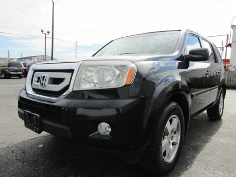 2011 Honda Pilot for sale at AJA AUTO SALES INC in South Houston TX