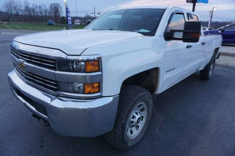 2017 Chevrolet Silverado 3500HD for sale at MyEzAutoBroker.com in Mount Vernon OH