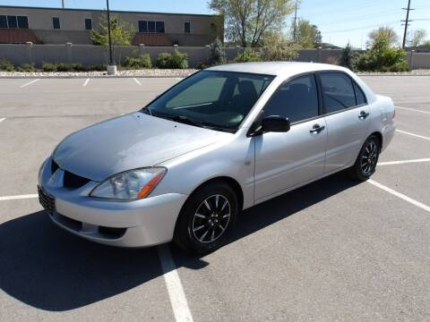 2005 Mitsubishi Lancer for sale at ALL ACCESS AUTO in Murray UT
