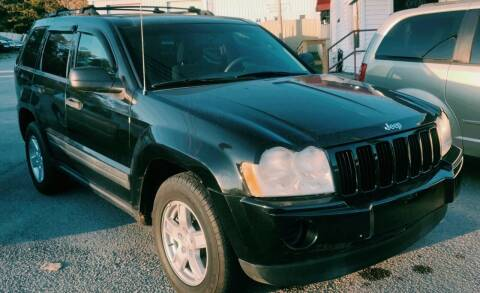 2007 Jeep Grand Cherokee for sale at Auto Titan - BUY HERE PAY HERE in Knoxville TN