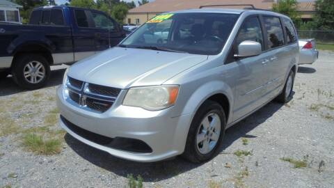 2012 Dodge Grand Caravan for sale at Auto Mart - Moncks Corner in Moncks Corner SC