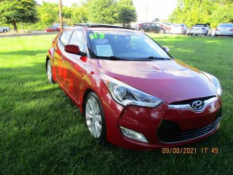 2013 Hyundai Veloster for sale at Euro Asian Cars in Knoxville TN