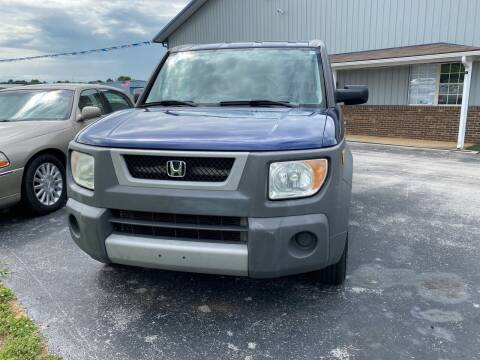 2003 Honda Element for sale at Holland Auto Sales and Service, LLC in Somerset KY