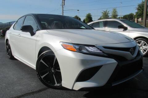 2020 Toyota Camry for sale at Tilleys Auto Sales in Wilkesboro NC