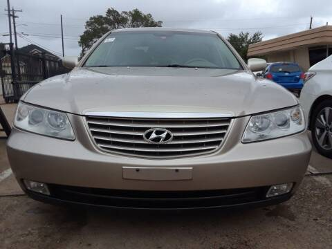 2007 Hyundai Azera for sale at Auto Haus Imports in Grand Prairie TX