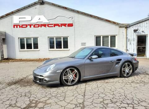 2007 Porsche 911 for sale at PA Motorcars in Conshohocken PA