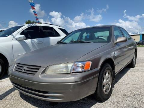 1997 Toyota Camry for sale at Speedy Auto Sales in Pasadena TX