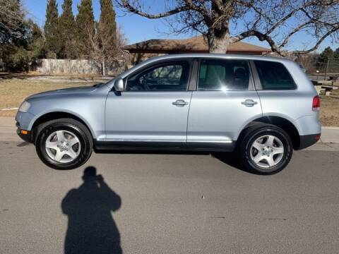 2006 Volkswagen Touareg for sale at Auto Brokers in Sheridan CO