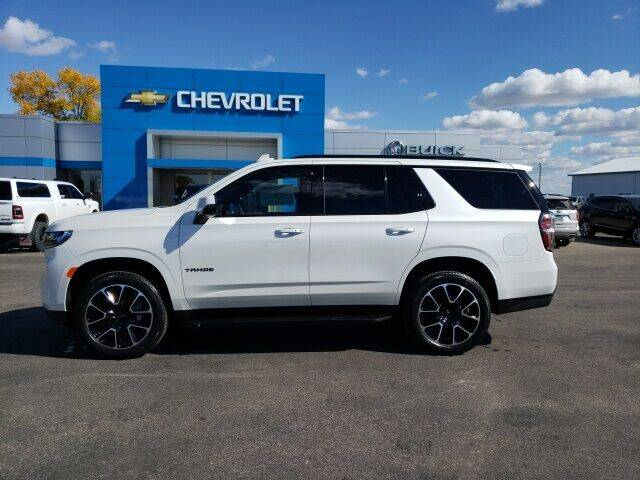 2021 Chevrolet Tahoe for sale in Finley, ND