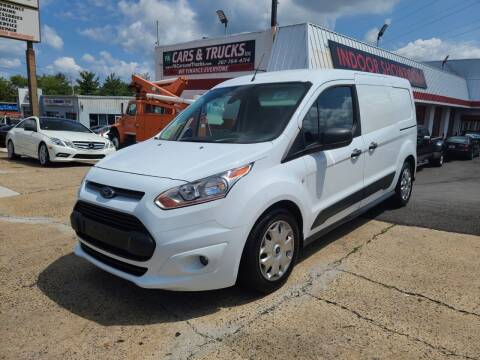 2017 Ford Transit Connect Cargo for sale at PA Auto World in Levittown PA