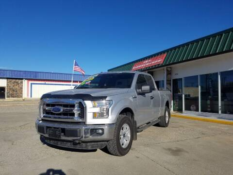 2016 Ford F-150 for sale at Bull Mountain Auto, Truck & Trailer Sales in Roundup MT