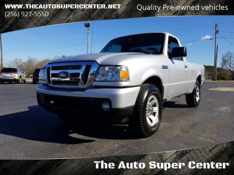 2010 Ford Ranger for sale at The Auto Super Center in Centre AL