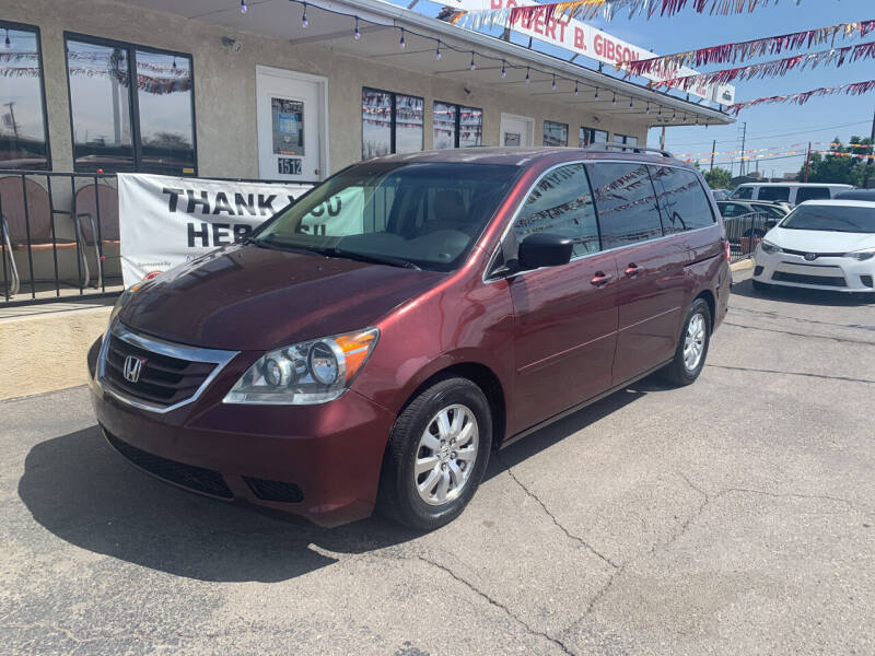 2008 Honda Odyssey for sale at Robert B Gibson Auto Sales INC in Albuquerque NM